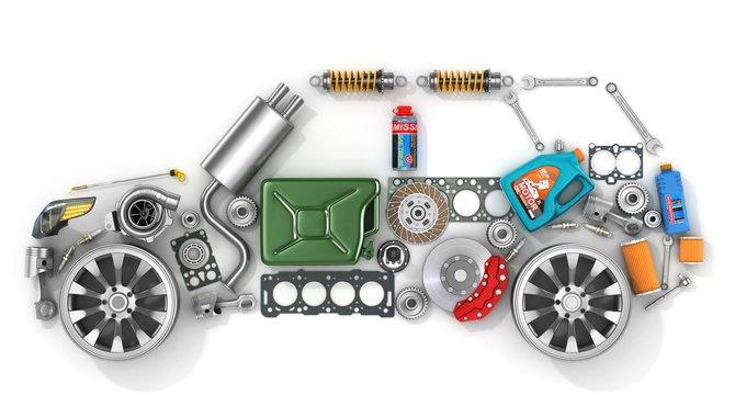 Gebrauchte Autoteile & LKW-Ersatzteile