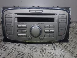 CD-Radio FORD S-MAX (WA6) 2.0 TDCi  103 kW  140 PS (05.2006-> )