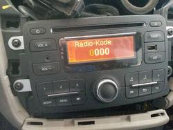 CD-Radio  DACIA LODGY 1.2 TCE 85 KW