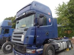 Motorblock Scania R series