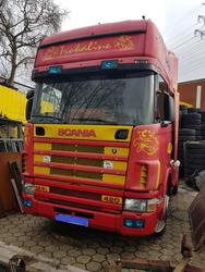 Motorblock Scania P series