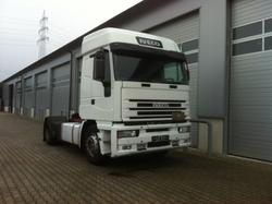 Standheizung Iveco EuroStar